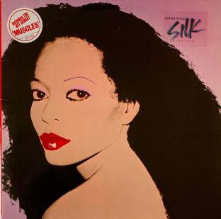 Diana Ross ‎- Silk Electric (LP) (VG-/VG-) (1)